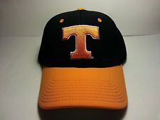 38d78bda2a6 Black Orange Tennessee Volunteers 3D Embroidered Adjustable Cap