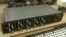 RANE PEQ 55 5-Band Analog-Controlled Digital Parametric Equalizer 10 Band Mono