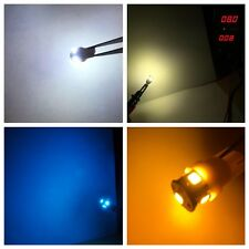 (6)8V-LED WEDGE /TR-2025 2030 2040 2060 2045 HULDRA 12/ FREE DIAL POINTER LAMP!!