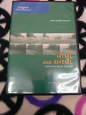 HTML and XHTML : Interactive Movie Tutorials by Mcleod, Scott McLeod and Patrick
