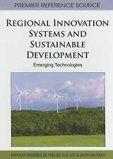 Regional Innovation Systems and Sustainable Development : Emerging...