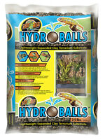 Zoo Med HydroBalls Expanded Clay Terrarium Substrate 2.5 lbs