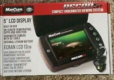 Marcum Recon 5 Plus Underwater Camera Viewing System. NEW IN BOX. FREE SHIPPING