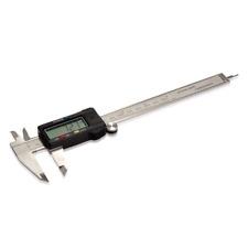 "6"" 150mm Digital Vernier Caliper Gauge Micrometer Electronic LCD With Case"