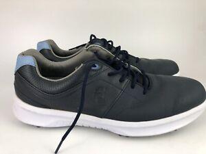 FootJoy Contour Series Golf Shoes Mens - All Navy 54179 - US 9 UK 8.5 EUR 42