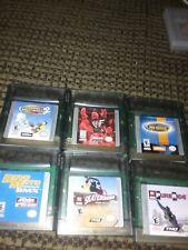 Game Boy Color games lot