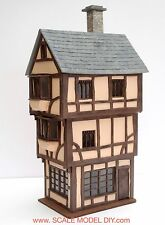 48th Scale Miniature Dolls House Kit - The HOUSE THAT MOVED