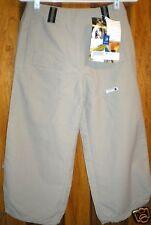 Lafuma Women's Pants NWT Size 6-8 USA 38 France Cropped Made of Polyamid NICE