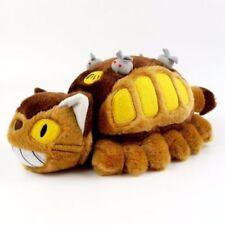 "My Neighbor Totoro Soft 12"" Cat Bus Stuffed Plush Animal Doll Toy Cute Kid Gifts"