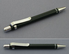 Rare SUBMARINE Mini Carbon Fiber Barrel Ball Point Pen, Made in Taiwan