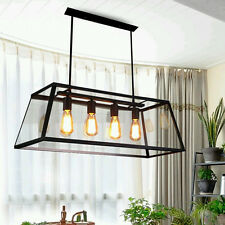 Kitchen Pendant Light Home Chandelier lighting Glass Lamp Bedroom Ceiling Lights