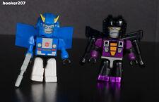 Transformers KREO KRE-O Kreon Smokescreen Skywarp - Collector Quality SHIPS FAST