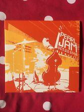 "PEARL JAM "" LIVE AT BENAROYA HALL "" RARE DIGI 2 DISC CD ALBUM"