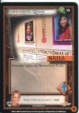 Buffy TVS CCG Limited Class Of 99 Uncommon Card #99 Homecoming Queen