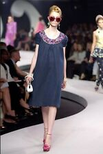DIOR Jewel Embellished Cashmere Top (retail £1,100)