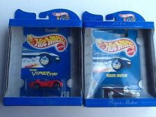 Lot Of Three Hotwheels From 30th Anniversary Limited Edition Set 1993,94,95