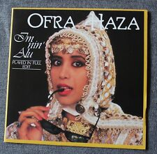 Ofra Haza, im nin alu / im nin alu (english mix), SP - 45 tours France