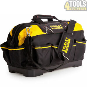 """Stanley 1-93-950 18"""" FatMax Technician Tool Bag With Shoulder Strap STA193950"""