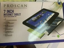 Proscan 7-Inch Android 4.0 Touch Screen Table with Built In Camera New