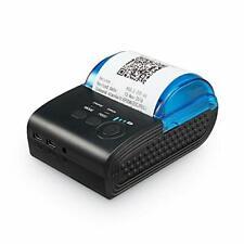 SVANTTO POS Printer Bluetooth Thermal Receipt Printer,Mini Wireless 58mm Mobile