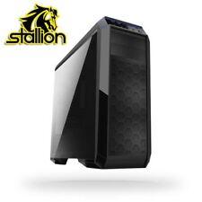 Chieftec STALLION Tower Black Gaming ATX Micro-ATX computer case