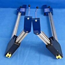 Custom Surgical Table Mounted Patient Postitioners w/ Bed Rails, Neuro Ortho