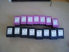 HP 301 Empty Genuine Ink Cartridges Used