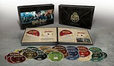 Harry Potter Hogwarts Collection  31 Disc Blu-Ray  + Dvd    See Description