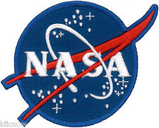 NASA Meatball Embroidered Patch (11cm x 7.5cm) approx