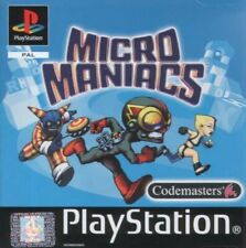 Micro Maniacs - Game  4BVG The Cheap Fast Free Post