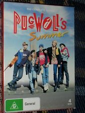 Pugwall's Summer: The Complete Series (DVD, 2008, 4-Disc Set, Region 4) pb1