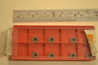 8 NEW SANDVIK Solid Carbide Inserts LCMX 03 03 08-53 H13A  WL14.4.11AA