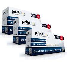 3x Alternative XXL Tonerkartuschen für HP LaserJet1020 LaserJet1022 Q2612A Black