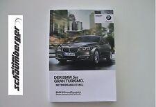 BMW Betriebsanleitung Deutschland 5er F07 Gran Turismo  MJ 2014 NEU 01402909905