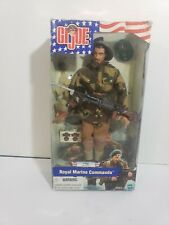 Gi Joe Royal Marine Commado 2001