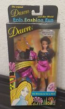 Checkerboard Dawn Doll Fab Fashion Fun Macy  collectible L@@k barbie doll