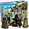 Doctor 12th Dr Who Into the Dalek playset sealed Clara Black Elec Bronze Rusty
