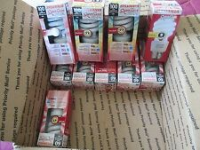10 CFL BULBS - NEW IN ORIGINAL BOXES