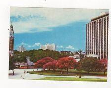 Buenos Aires Vista de la Torre de los Ingleses Argentina Postcard 780a