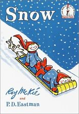 Snow (I Can Read It All By Myself) by P.D. Eastman, Roy Mc Kie