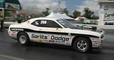 Don Garlits Dodge Pack Challenger NHRA Drag  1/18th Scale Decals