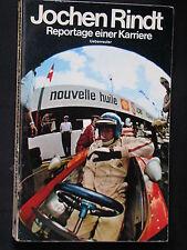 Ueberreuter Book Jochen Rindt Reportage einer Karriere Lentz / Effenberger (D)