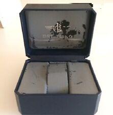 Scatola BREITLING Vintage Watch Box 13 cm