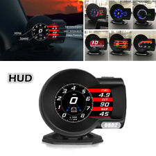 Universal Car OBD2 Head-Up Digital Display Multi-function Gauge Diagnostic Tool