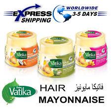 Natural Vatika Haar Mayonnaise Restore Moisturizing 3 mins Vorher Shampoo 500 ml
