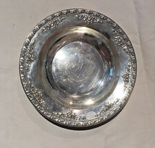 ANTIQUE WALLACE STERLING SILVER  BOWL