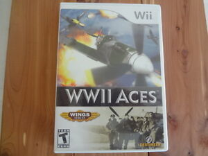 WWII Aces Nintendo Wii, 2008