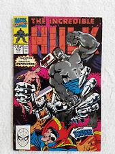 The Incredible Hulk #370 (Jun 1990, Marvel) Vol #1 VF