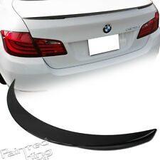 --Painted BMW F10 5-Series Performance P-Type ABS Rear Trunk Spoiler Wing 475