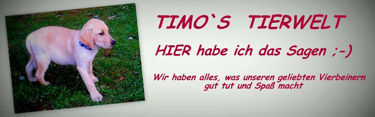 Timos-Tierwelt